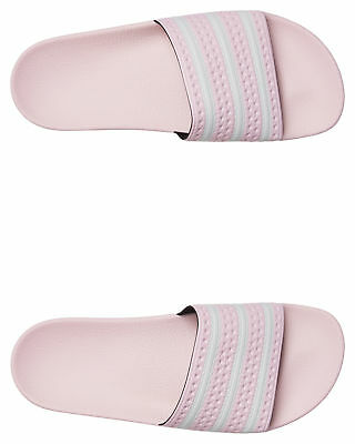 New Adidas Women's Adilette Womens Slide Synthetic Pink