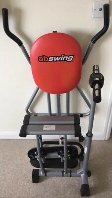 excercise equipment Legs/bums/tums