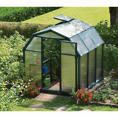 Rion EcoGrow 2 Twin Wall Greenhouse - 6ft. x 6ft., Model# HG7006