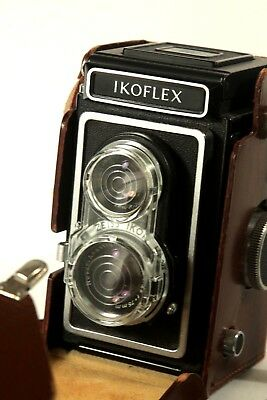 Ikoflex 120 film TLR model 856/16, Novar, improved Ia
