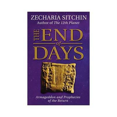 The End of Days by Zecharia Sitchin (author)