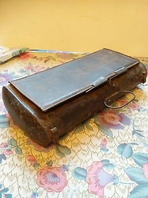 Antique Botanists Collection Box