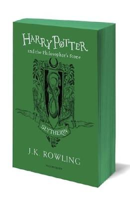 Harry Potter and the Philosopher's Stone by J.K. Rowling (author)