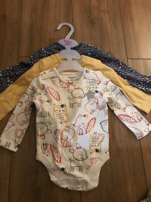 F And F Baby Girl Bodysuits