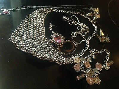 vintage antique jewellery solid silver