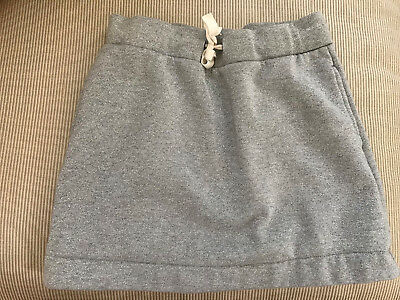 Nwot Girls Crewcuts Sparke Skirt Sweartshirt Fabric Size 10 Really Cute