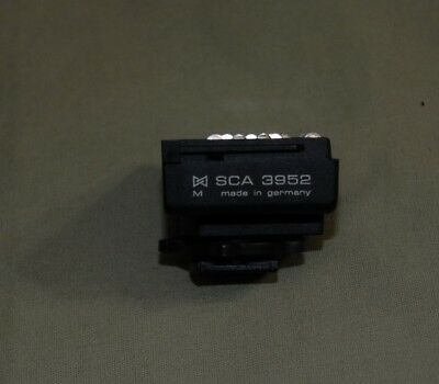 Metz  SCA 3952 TTL flash adapter / USED.