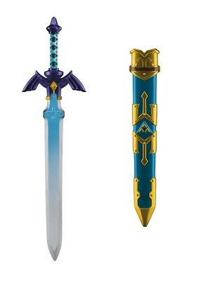 Link Sword and Scabbard Plastic Costume Accessory NEW The Legend of Zelda
