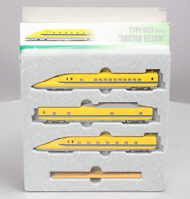 "Kato 10-896 923 ""Doctor Yellow"" JR Shinkansen Series 3  Inspection Car  Cars Set"