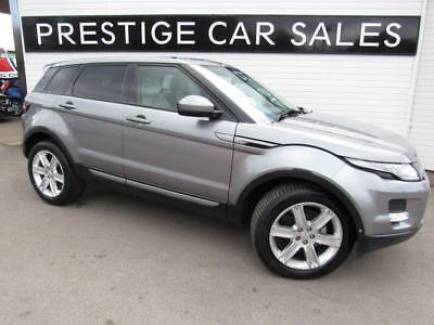 2014 Land Rover Range Rover Evoque 2.2 ED4 Pure Tech 2WD 5dr Diesel grey Manual