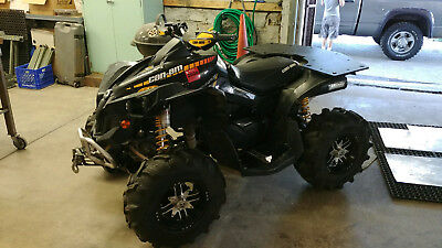 RARE Can-Am RENEGADE 800R EFI XXC w Camoplast T4S Tracks Amazing!
