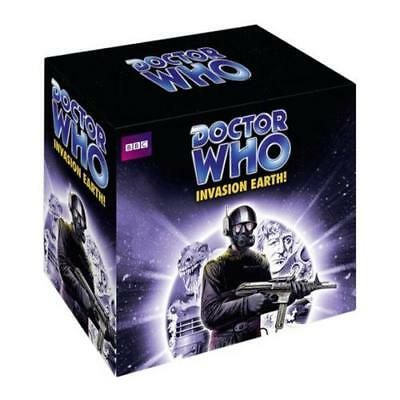 Doctor Who: Invasion Earth! (Classic Novels Box Set) by Terrance Dicks, Malco...