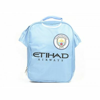 Manchester City FC Fußball Kit Lunch Tasche (BS534)