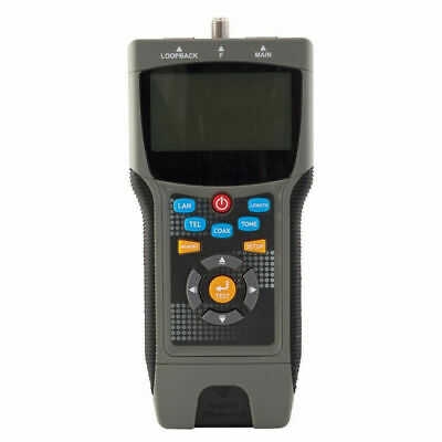 Doss Pro Coax & Lan Cable Tester Locates Distance to the Fault Coaxial Wire LCT8