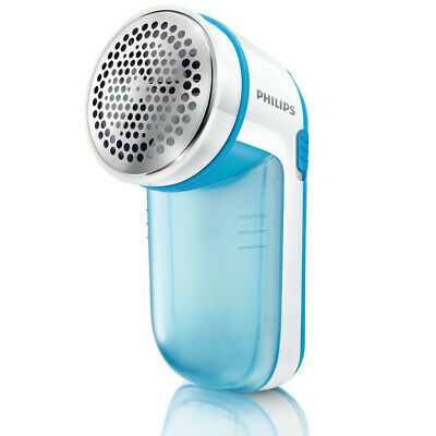 Philips Portable Fabrics Shaver Clothes Sweater Lint Pill Fluff Remover Trimmer