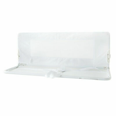 100cm wide White Safety Bed rail/BedRail Cot Guard Protection Child toddler Kids