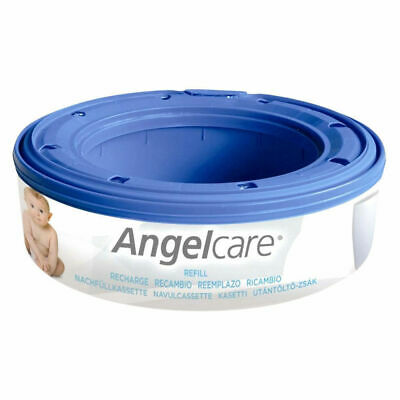 Angelcare Baby Nappy Diaper Disposal System Bin Cassette Refill For Disposal