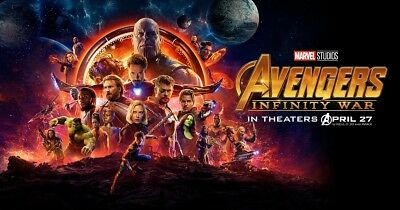 New marvel Avengers Infinity War MA ONLY+ DMR 4k UHD digital code