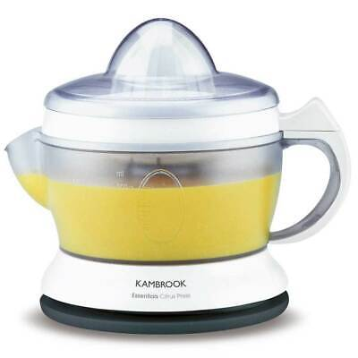 Kambrook KJ12 Electric Juicer Automatic Fruit Orange Lemon Lime Citrus Press