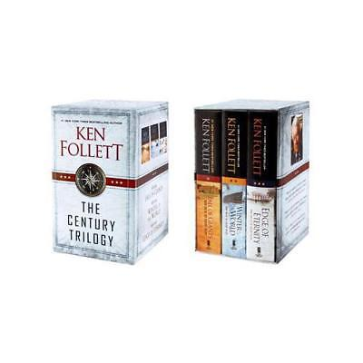 The Century Trilogy Trade Paperback Boxed Set by Ken Follett (author)