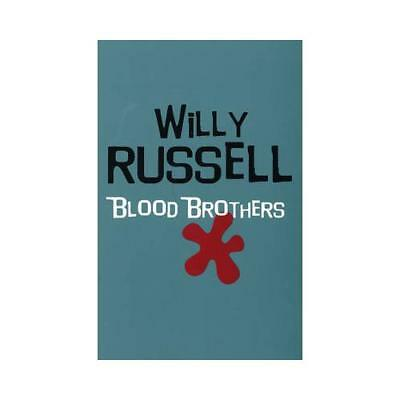 Blood Brothers by Willy Russell (author)