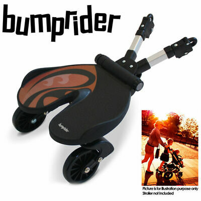 Bumprider ABR1-BR Universal Standing Toddler Board Connector for Strollers Prams