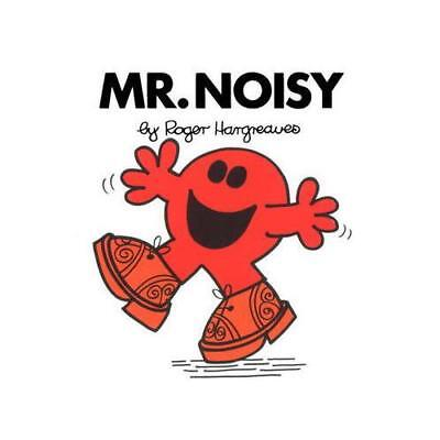 Mr. Noisy by Roger Hargreaves (author)