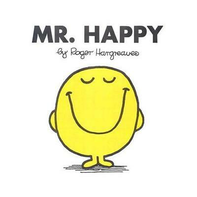 Mr. Happy by Roger Hargreaves (author)