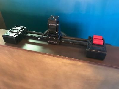 Edelkrone slider plus V2 medium with wizard and craft / action modules