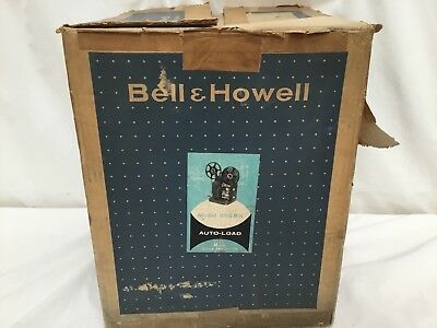 Bell Howell 8mm Movie Projector,Model 256EX