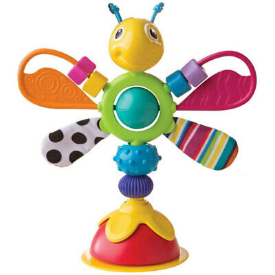 Lamaze Freddie Firefly High Chair Play Learn Rattle Toy for Baby Infant Newborn