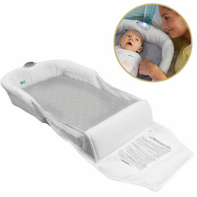 Compact Foldable First Years Close and Secure Sleeper for Baby Newborn Infant