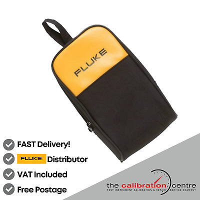 GENUINE FLUKE C25 Multimeter Electrical tester SOFT CARRYING CASE