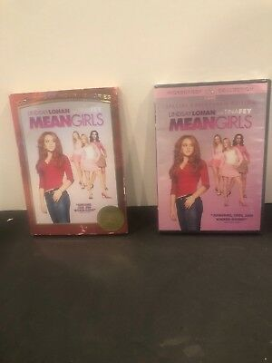 Mean Girls (Widescreen Special Collector's  Edition) New, factory-sealed DVD.
