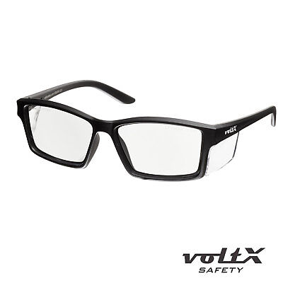 voltX VISION READERS Full Lens Magnified Reading Safety Glasses - UV400 Class 1