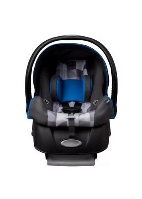Evenflo Embrace Select Car Seat Sure Safe Installation Child 5-20 lbs Head Rest