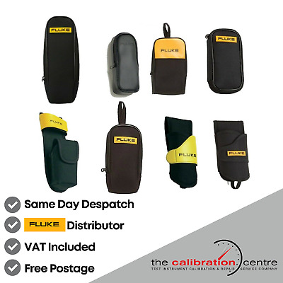 GENUINE FLUKE Multimeter / Thermometer / Clamp Meter / Tester CARRY CASE