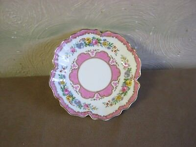 Crown Staffordshire Dish Lady Carlyle Style