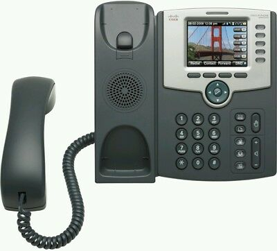 3 Cisco Spa525g2 Voip Phones