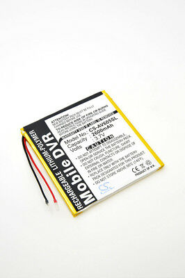 Batterie MP3/MP4/Multimédia 3.7V 2600mAh -