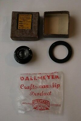 J. H. Dallmeyer 60mm.F/4.5 Enlarging Anastigmat Camera Lens