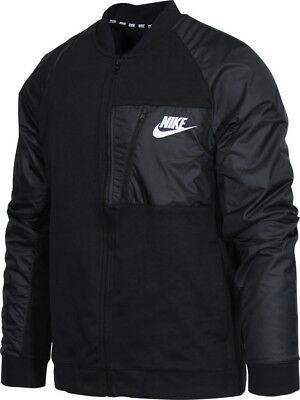 New Nike Showtime Shield Basketball Water/wind Resist Jacket 890666 010 Black Sophisticated Technologies Men's Clothing