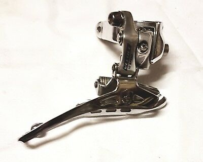 Earlier Campagnolo Veloce 10 SP Front Mech, Very Clean, Please See Photos.