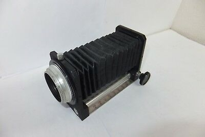 Vintage Bellows Extension Unit - M42 Camera Lens Mount