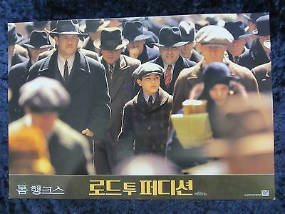 ROAD TO PERDITION  lobby card #7 - TOM HANKS, PAUL NEWMAN, JUDE LAW