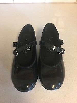 ABT toddler tap shoes size 8.5