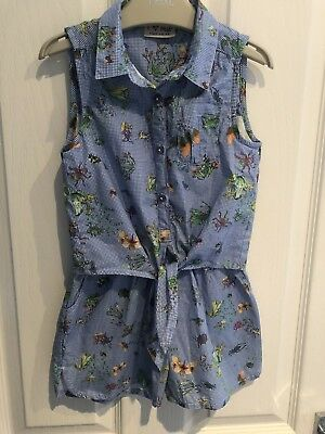 Next Girls Playsuit Outfit Age 5 *Ex con*