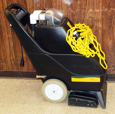 NSS Stallion 818 SC Self-Contained Carpet Extractor - 18 inch, 8 Gallon
