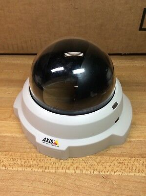 Axis P3301 216FD M3204 IP Security Camera Clear Dome Cover Great Condition