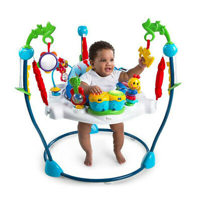 Baby Einstein Infant Toddlers Be Neighborhood Symphony Activity Jumpers Music